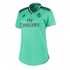 Real Madrid 2019-20 Womens Third Shirt
