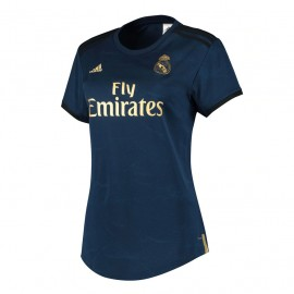 Real Madrid 2019-20 Womens Away Shirt
