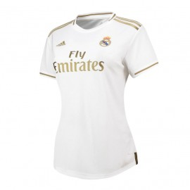 Real Madrid 2019-20 Womens Home Shirt