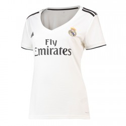 Real Madrid 2018-19 Womens Home Shirt