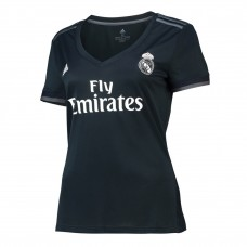 Real Madrid 2018-19 Womens Away Shirt