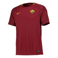 Roma 2017/18 Home Soccer Jersey Shirt