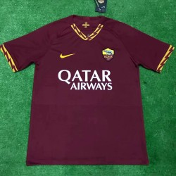 Roma 2019-20 Home Soccer Jersey