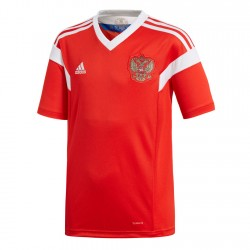 Russia 2018 World Cup Home Soccer Jersey Shirt