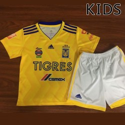 KIDS Tigres UANL 2018-19 Home Kits