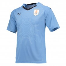 Uruguay 2018 World Cup Home Soccer Jersey Shirt