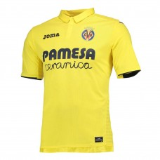 Villarreal 2017/18 Home Soccer Jersey Shirt