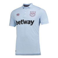 West Ham 2017/18 Away Soccer Jersey Shirt