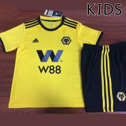 KIDS Wolves 2018-19 Home Kits