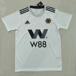Wolves 2018-19 Away Soccer Jersey