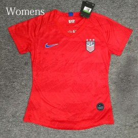 USA 2019 Womens World Cup Away Shirt