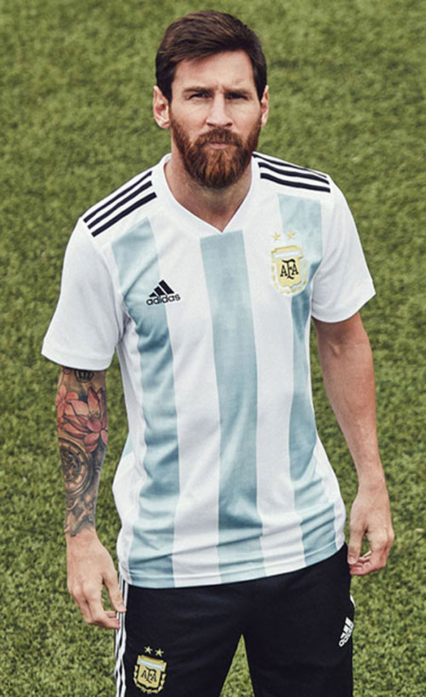 2018 Argentina Jerseys home