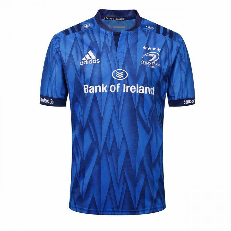 Leinster 2018-19 Home Rugby Jerseys