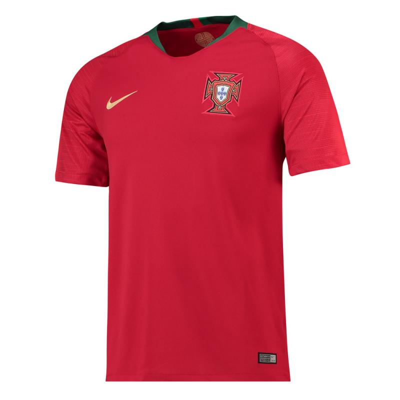 Portugal 2018 World Cup Home Soccer Jersey Shirt