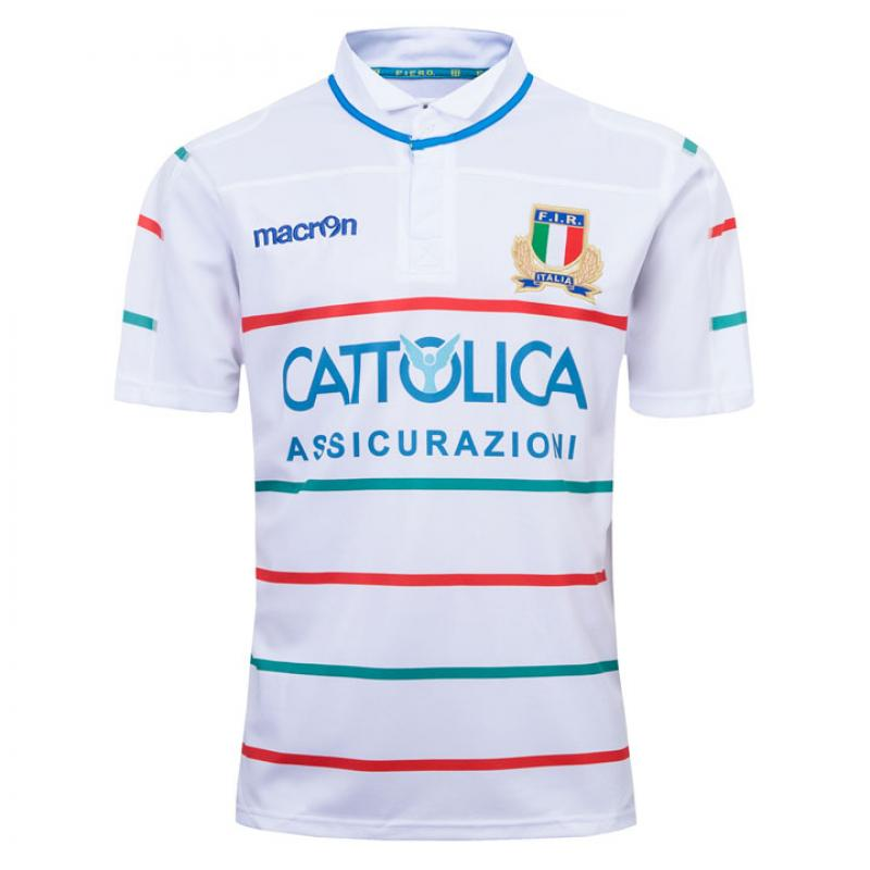 Italy 2019-20 Away Rugby Jerseys