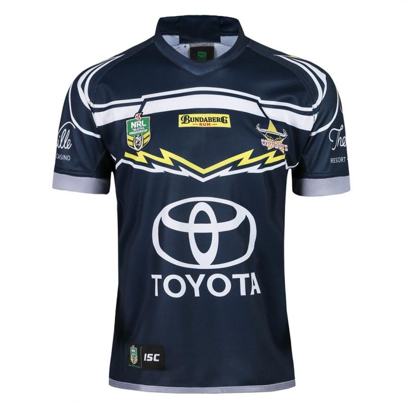 Cowboys 2018-19 Home Rugby Jerseys