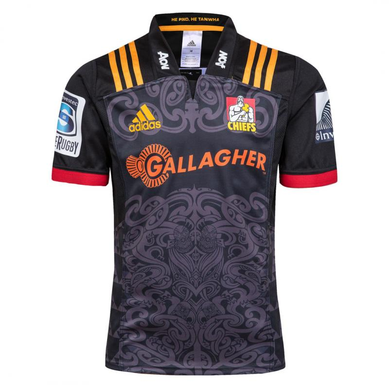 Chiefs 2018-19 Home Rugby Jersey