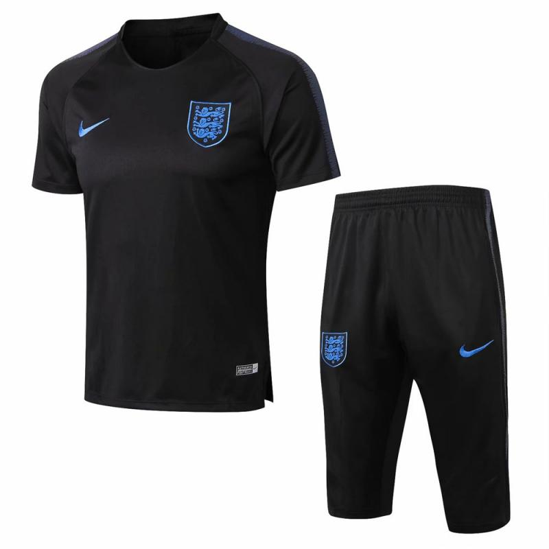 England 2018-19 Training Short Sleeve Suits