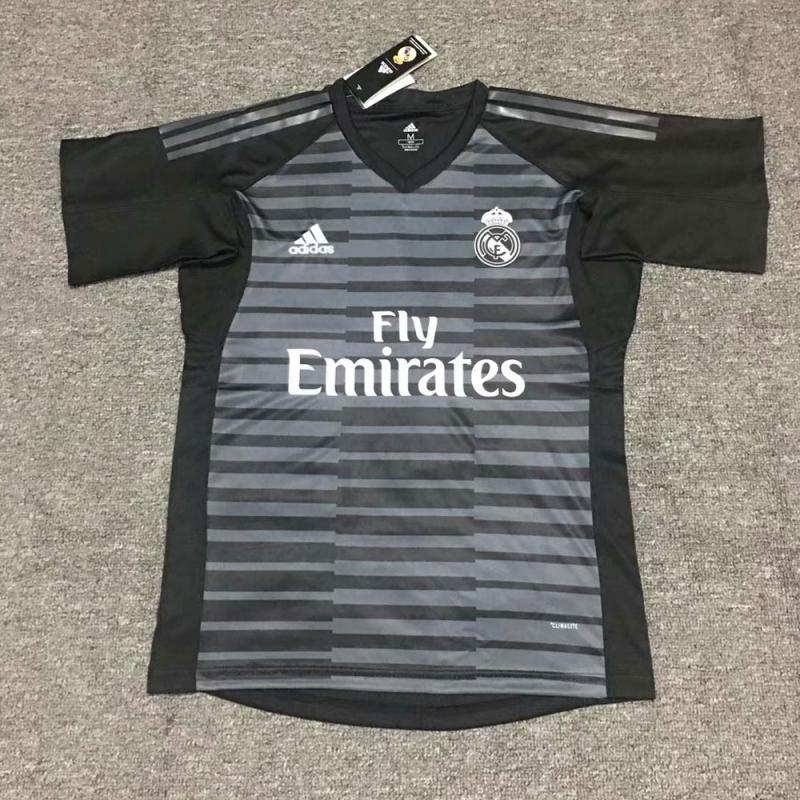 Real Madrid 2018-19 Goalkeeper Jersey