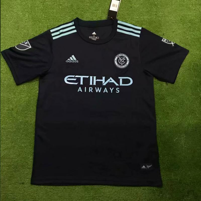 New York City 2019-20 Special Edition Soccer Jersey