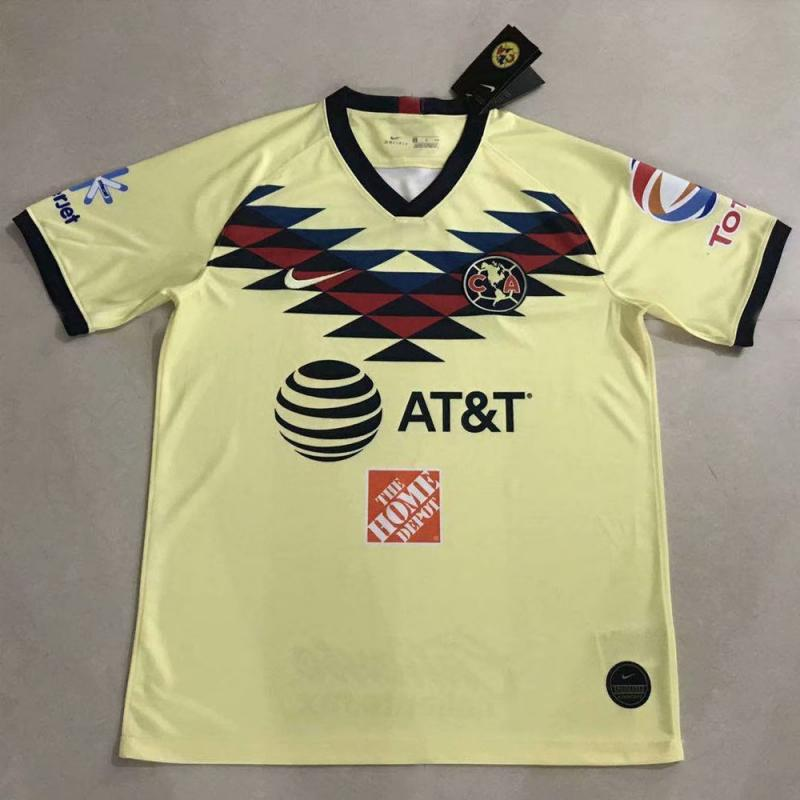Club American 2019-20 Home Soccer Jersey