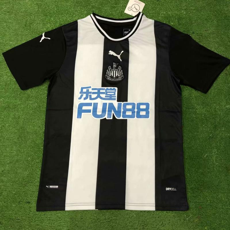 Newcastle 2019-20 Home Soccer Jersey