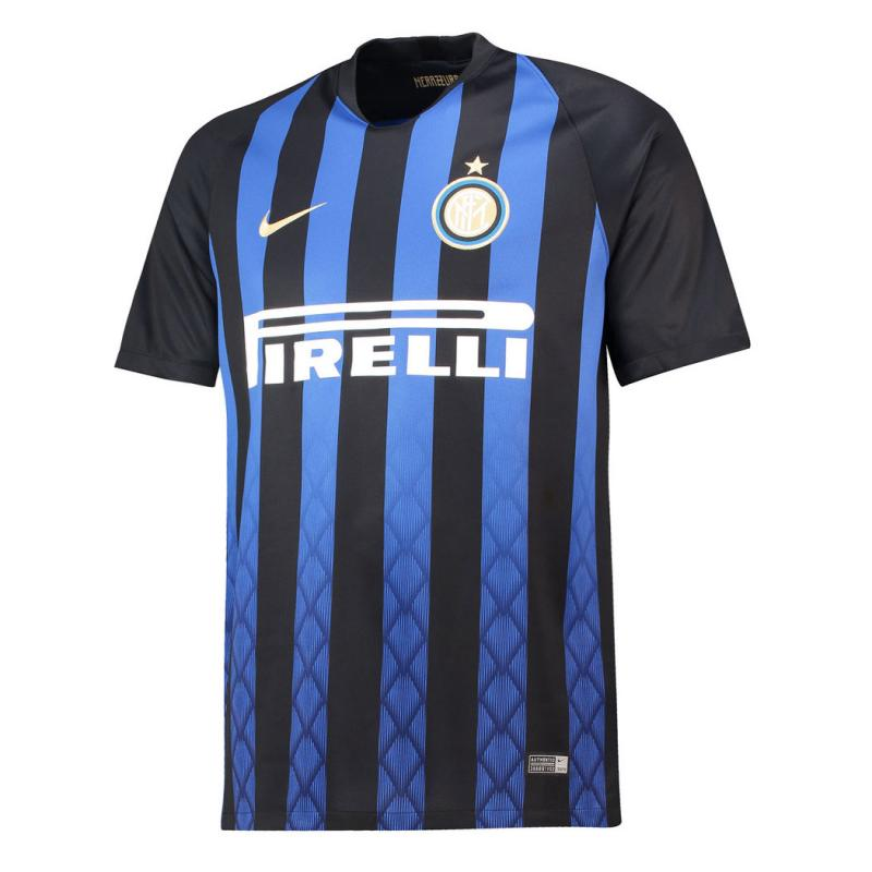 Inter Milan 2018-19 Home Shirt Soccer Jersey