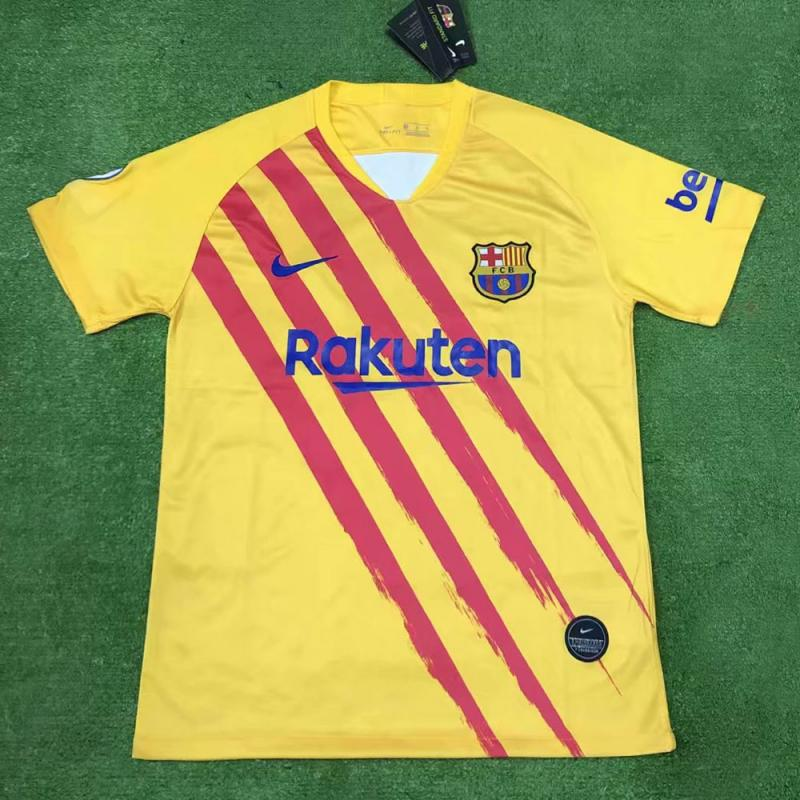 Barcelona 2019-20 Fourth Shirt