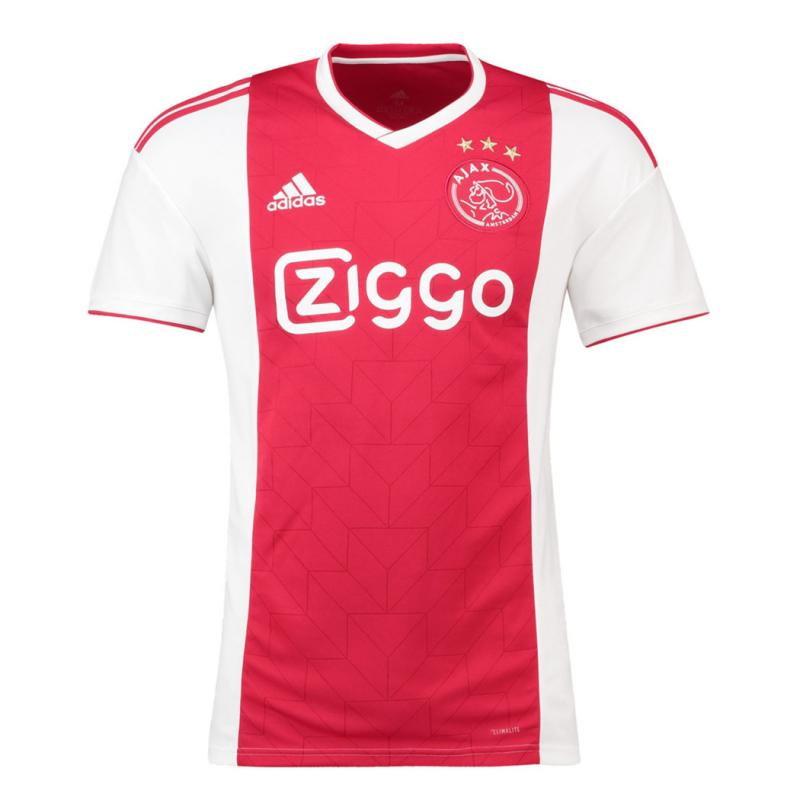 Ajax 2018-19 Home  Shirt Soccer Jersey