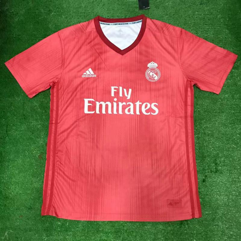 Real Madrid 2018-19 Third Jersey