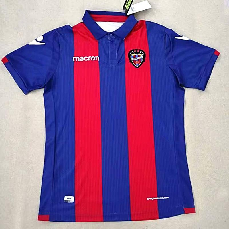 Levante 2018-19 Home Soccer Jersey