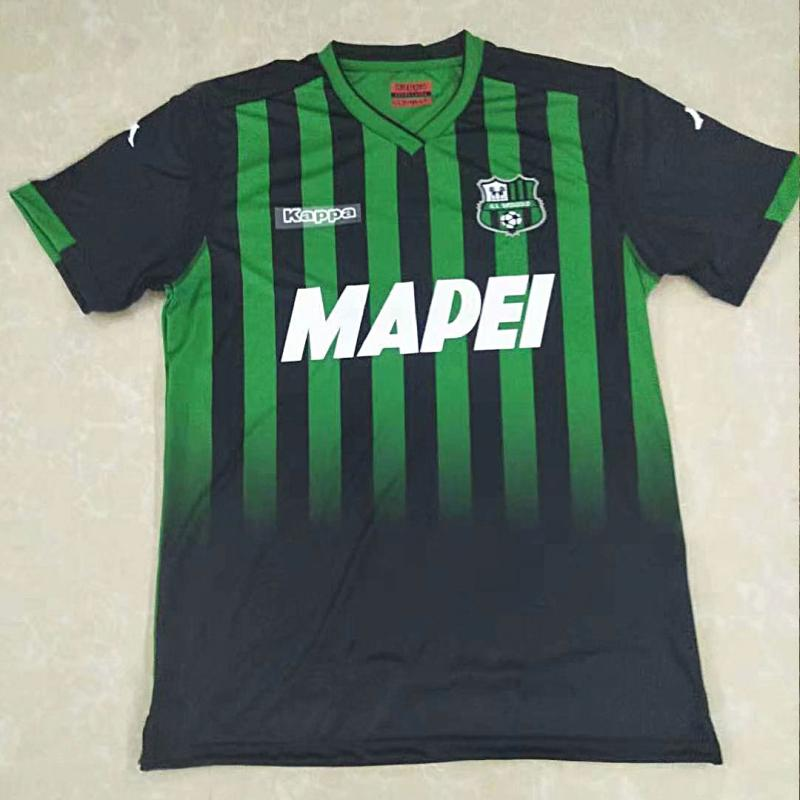 Sassuolo 2018-19 Home Soccer Jersey