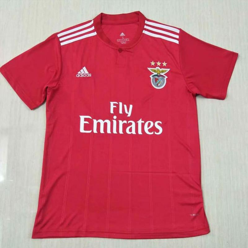 Benfica 2018-19 Home Soccer Jersey