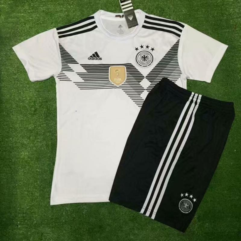 Germany 2018 Home  Soccer Jersey kits