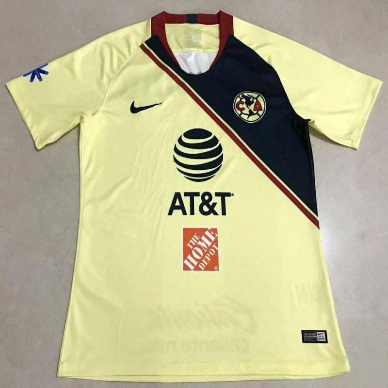 Club American 2018-19 Home Soccer Jersey