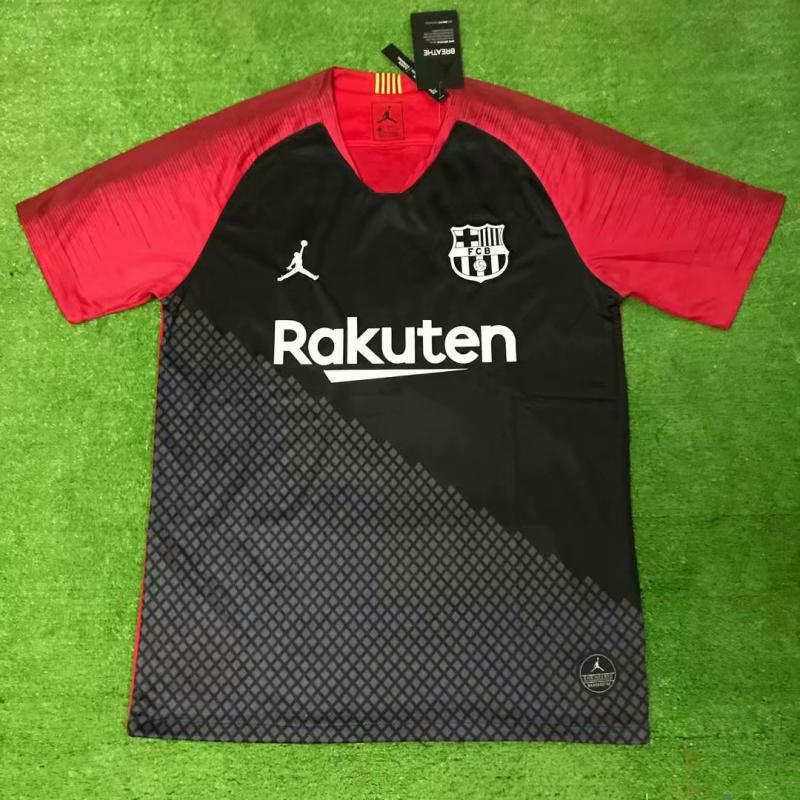 Barcelona 2018-19 Jordan Training Shirts