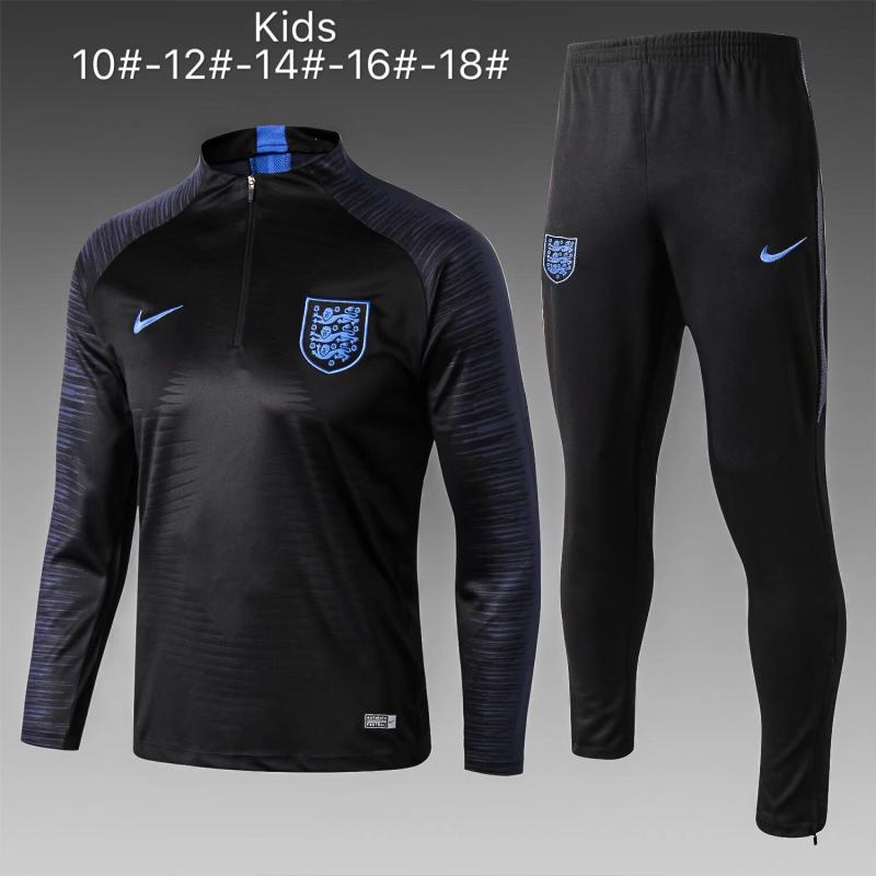 Kids England 2018-19 Training Tracksuit
